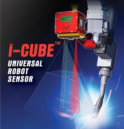 i-CUBE: Universal Robot Sensor | SERVO-ROBOT Inc