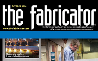 i-CUBE featured in The Fabricator magazine