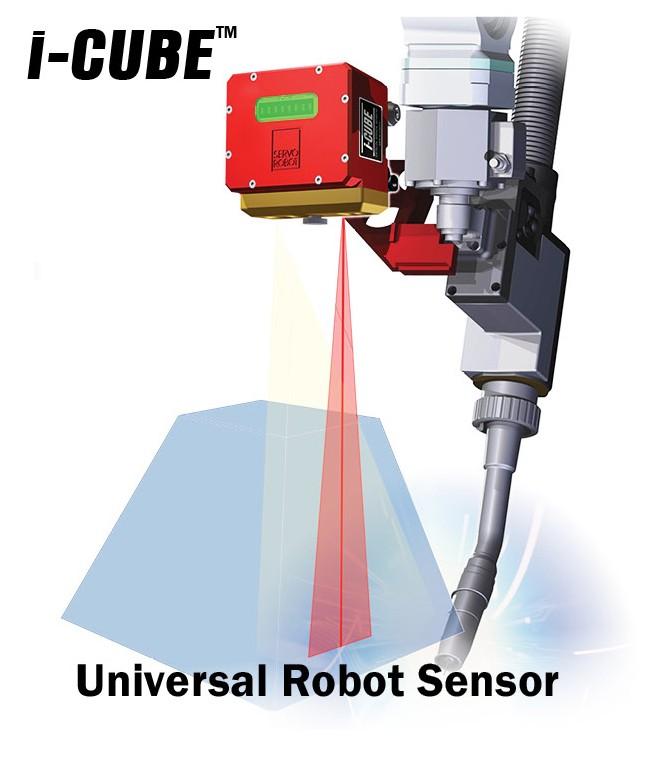 i-CUBE universal robot sensor systems