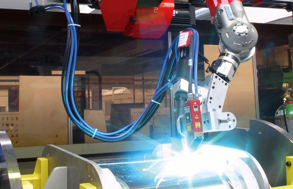 POWER-TRAC™ Image courtesy of REIS Robotics (China) Co., Ltd.