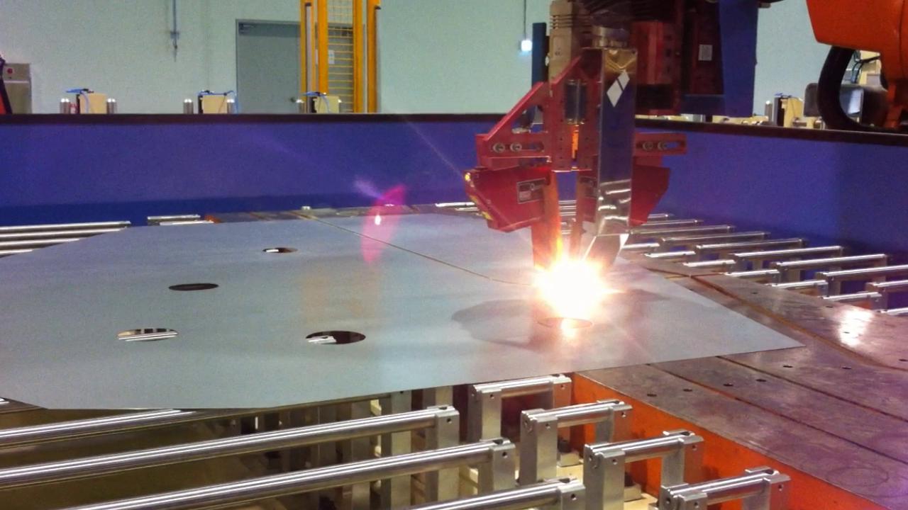 激光焊焊缝跟踪