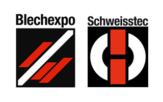 Blechexpo/Schweisstec 2015 in Stuttgart, Germany