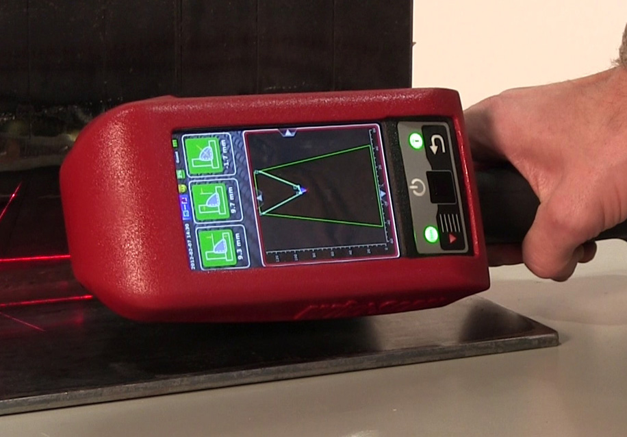 WiKi-SCAN Portable Inspection System