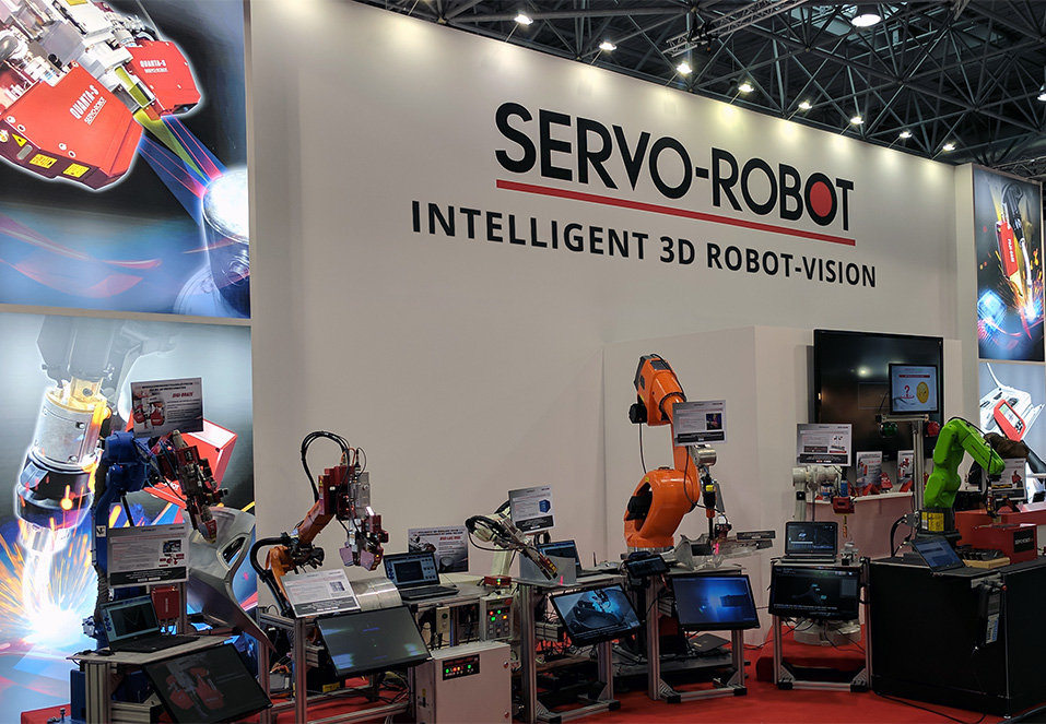Click here to see all the upcoming SERVO-ROBOT Tradeshow & Events