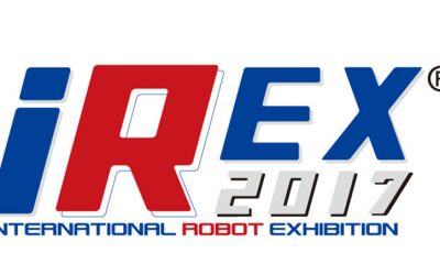 International Robot Exhibition (IREX) 2017