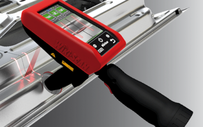 Crown Equipment Corp. adds WiKi-SCAN™ Weld Inspection System to QA Program