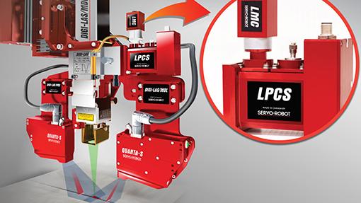 Process Monitoring with LPCS