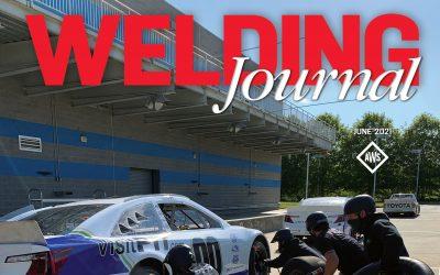 i-FACT in AWS Welding Journal Magazine
